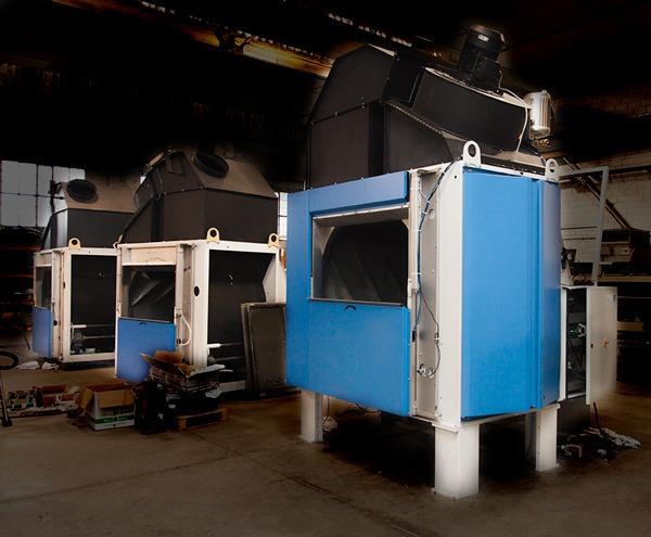 Maquinaria Lavadoras de segunda mano