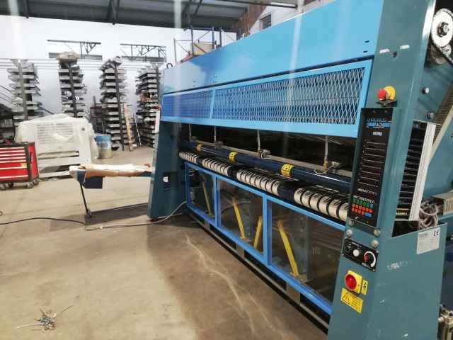 CHRONOS FOLDING MACHINE PIZZARDI
