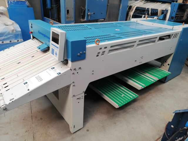 KANNEGIESSER FOLDING TOWEL MACHINE